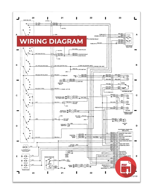 Hitachi Zaxis 200 240 270 Hydraulic Circuit Diagram