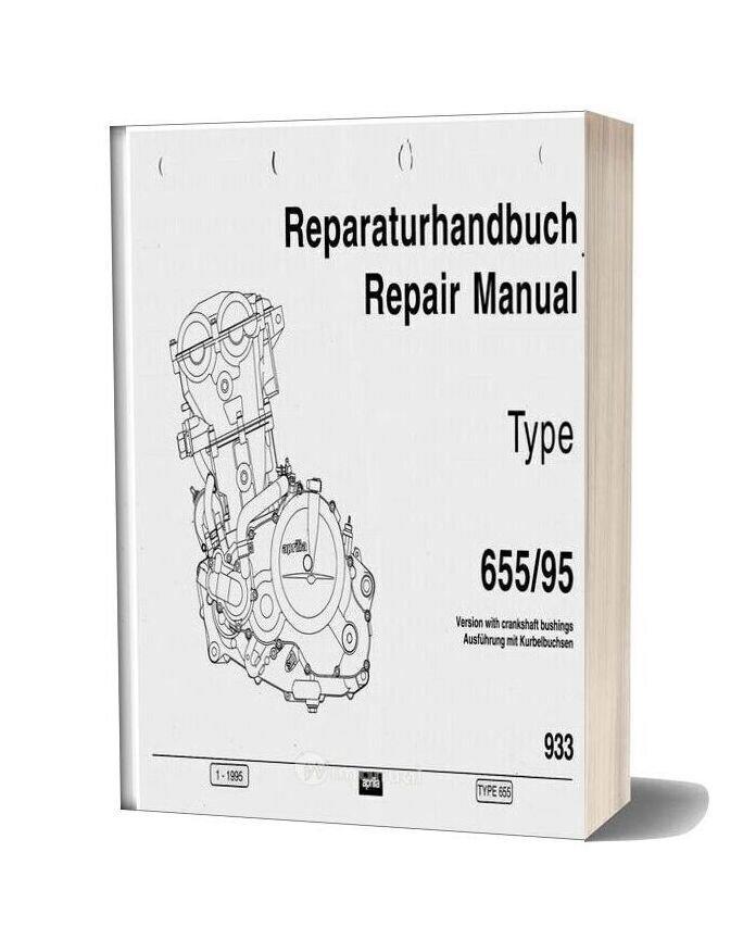 Aprilia Pegaso 655 95 Repair Manual