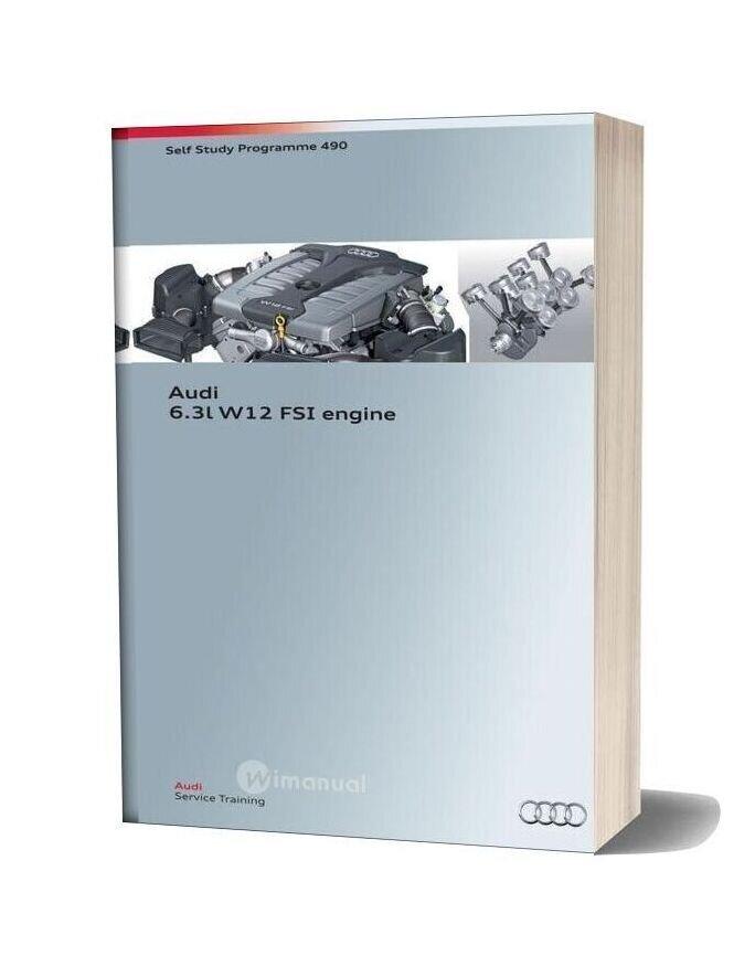 Audi 6 3l W12 Fsi Engine