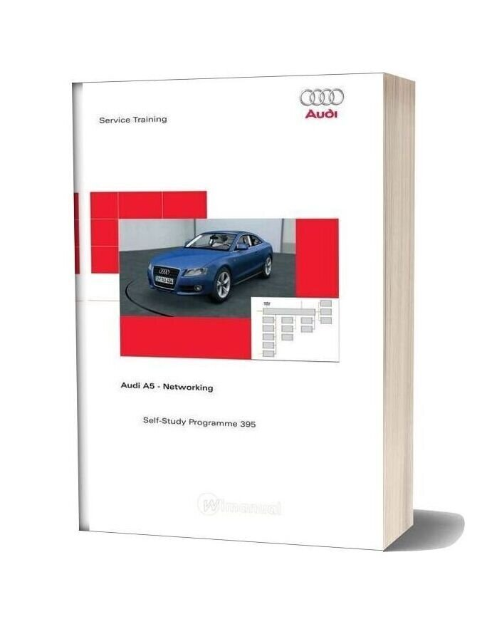 Audi A5 Networking Service Training