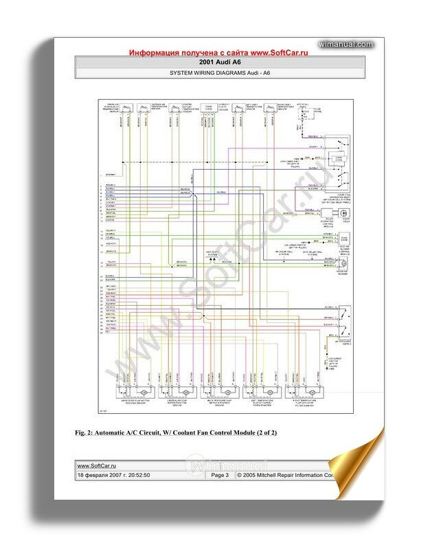 Audi Wiring Diagram A6 Wiring Diagram Side Reguler Side Reguler Consorziofiuggiturismo It