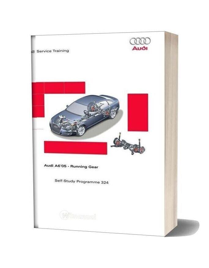 Audi A6 4f Running Gear Service Training