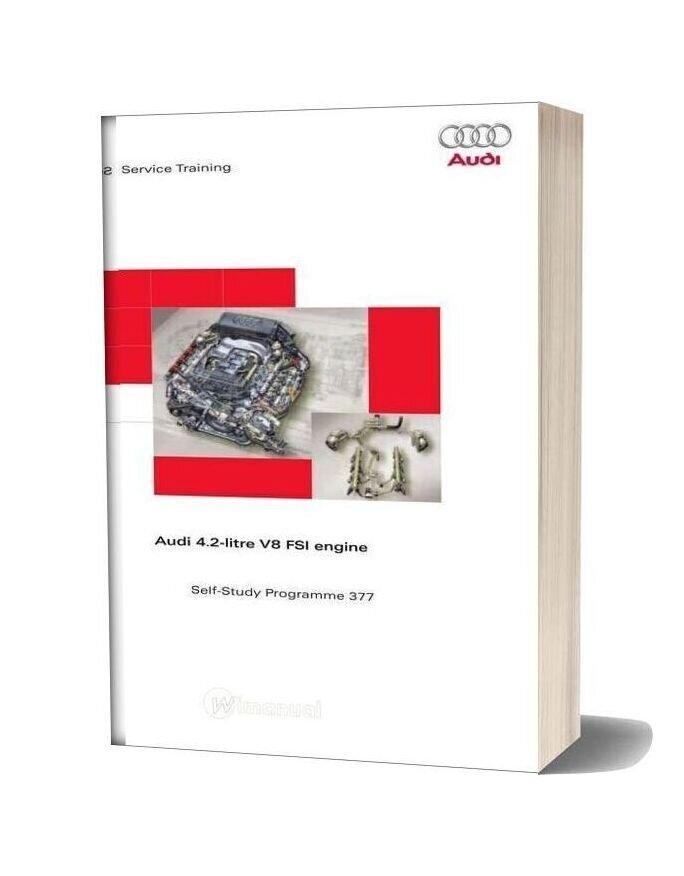 Audi Service Training 4 2 V8 Fsi Engine