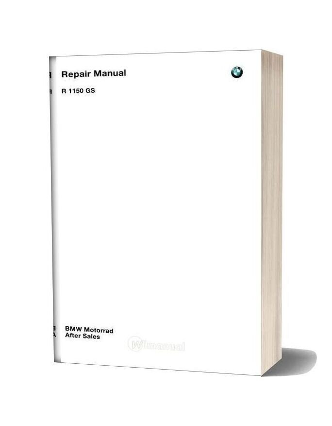 Bmw Full Workshop Manual