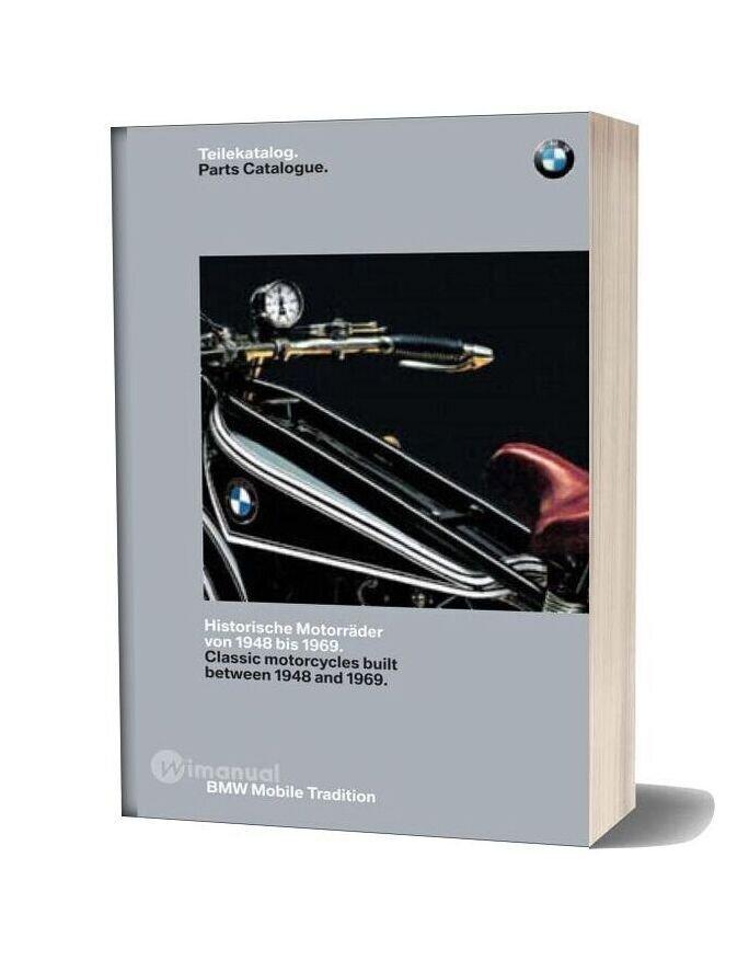 Bmw Motorrad Parts List 2003