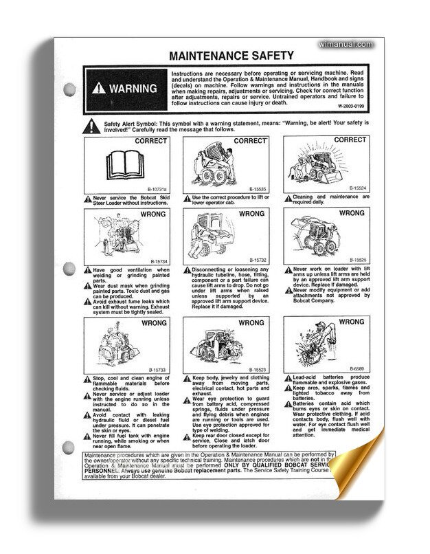763 bobcat hydraulic schematic bobcat 763 service manual  bobcat 763 service manual