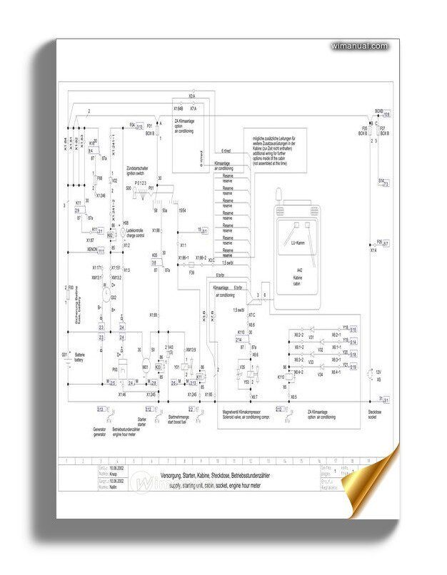 Bomag Double Drum Bw151ad2 Wiring Diagram