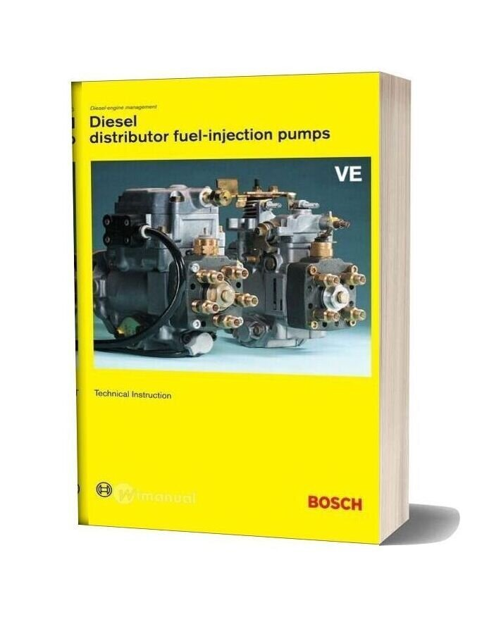 Bosch Ve Pumps