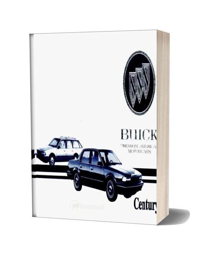 Buick Century 1994 Repair Manual