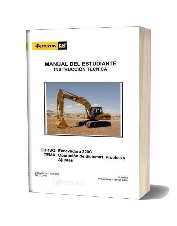 Caterpillar 320c Service Manual ( Spanish )