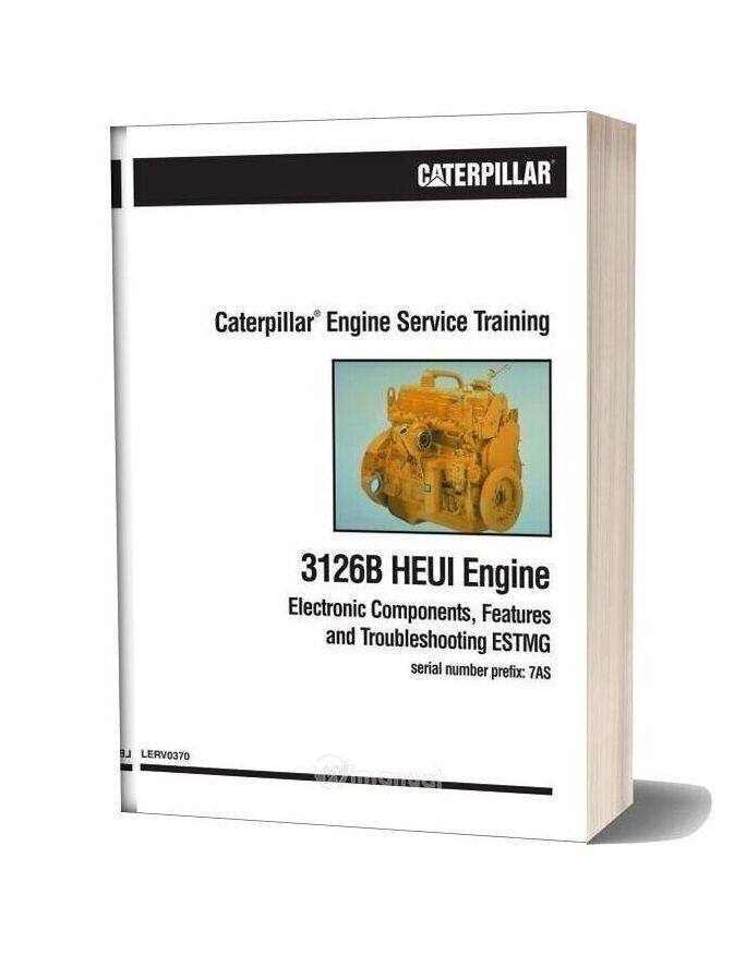 Caterpillar Engine Service Training 3126b Heui System