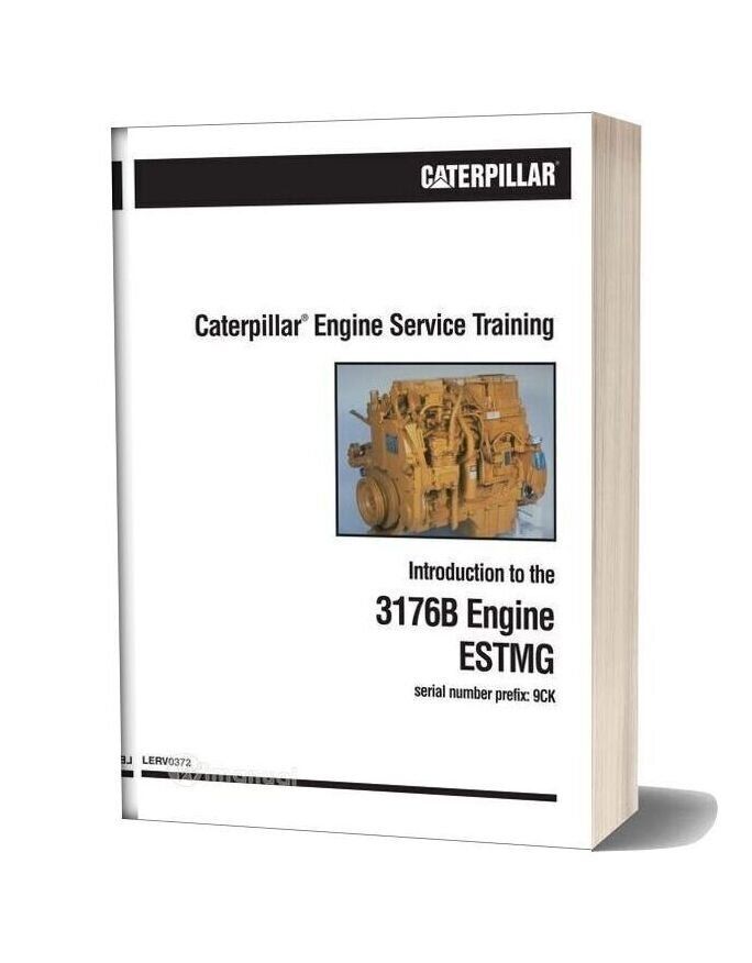 Caterpillar Engine Service Training Introduction To The