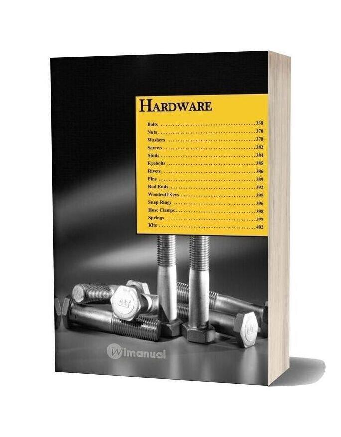 Caterpillar Hardware Catalog