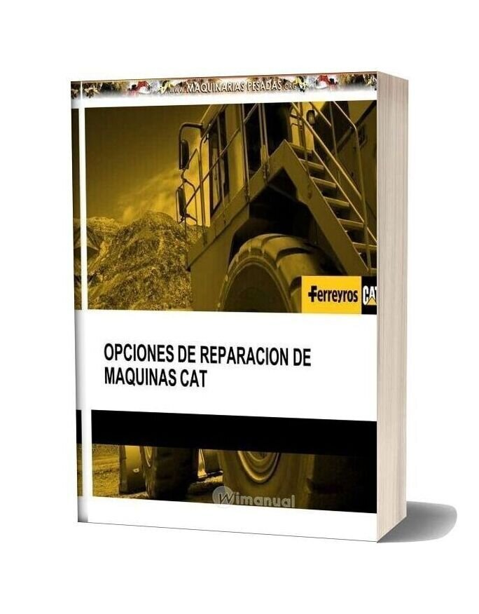 Caterpillar Heavy Machine Options Repair Course