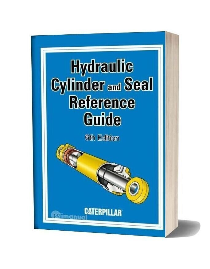 Caterpillar Hydraulic Cylinder Reference