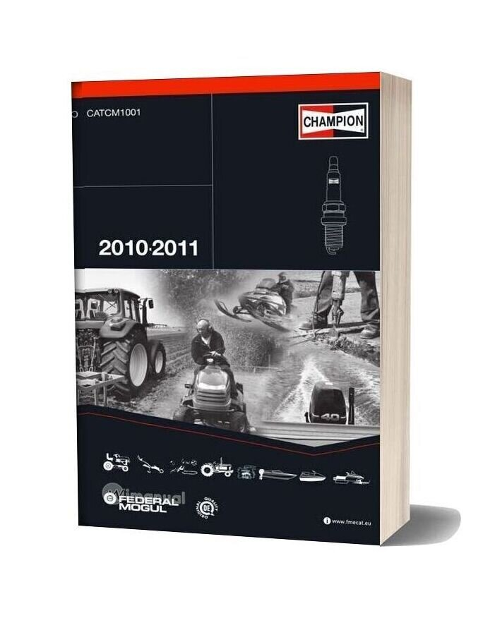 Champion Catcm1001 Small Engines 2010 2011