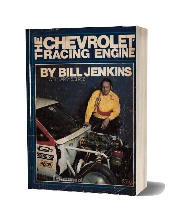 Chevrolet Racing Engine Bill Jenkins