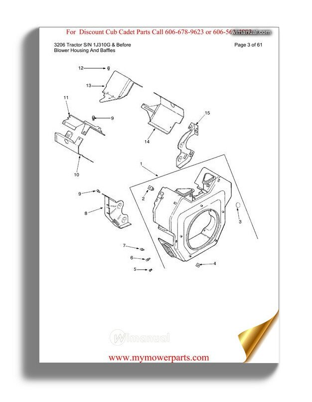 3206 cub cadet wiring diagram cub cadet parts manual for model 3206 tractor sn 1j310g and before  cub cadet parts manual for model 3206