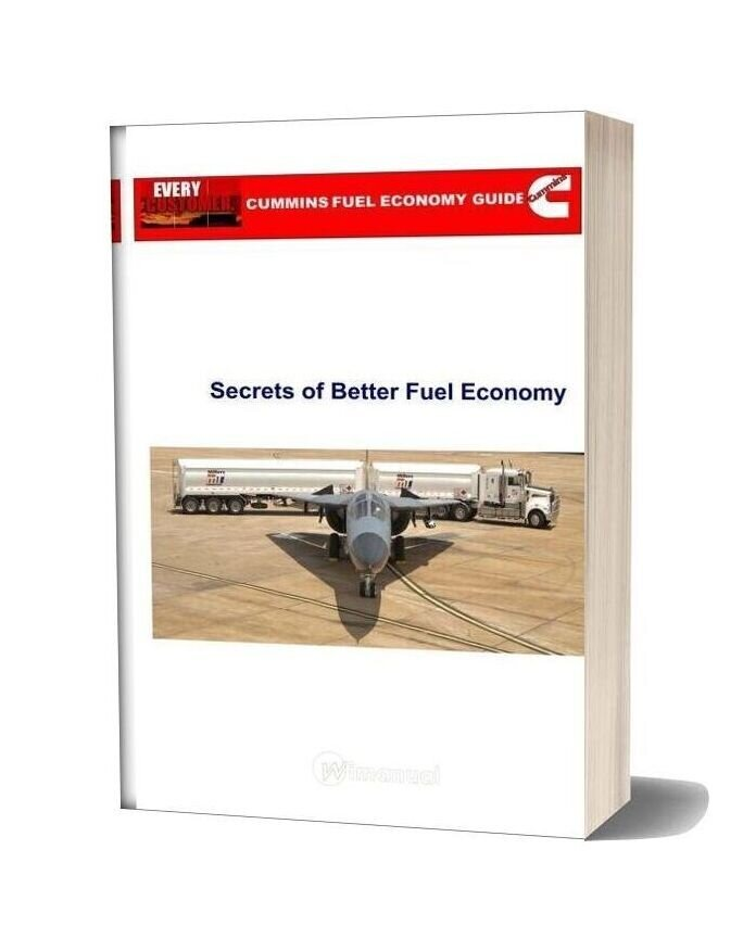 Cummins Fuel Economy Guide