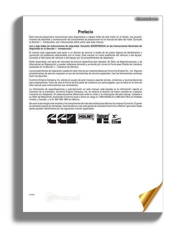 mins Isx Qsx15 Repair Manual 2000 Qsx Wiring Diagram on