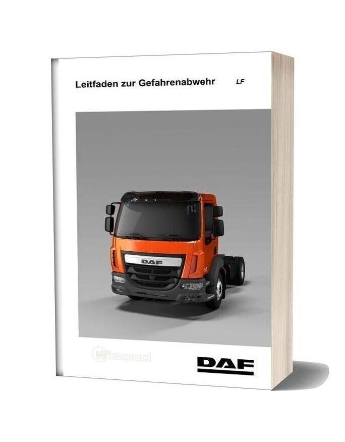 Daf Cf Emergency Response Guide Lf Pub00778 1 De