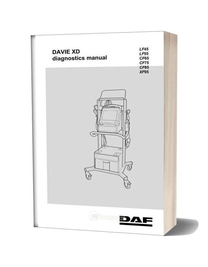 Daf Lf45 Lf55 Cf65 Cf75 Cf85 Xf95 Davie Diagnostics Manual