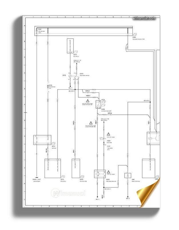 Diagram Cat 4 5 Wiring Full, Bluebird Bus Wiring Diagram