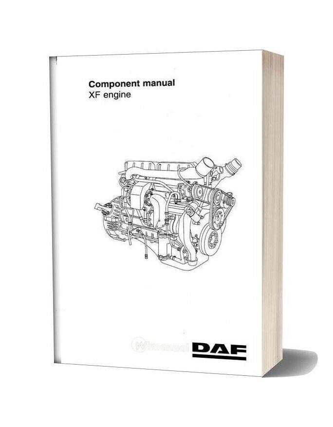Daf Xf Engine