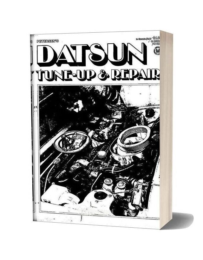 Datsun Tune Up Repair