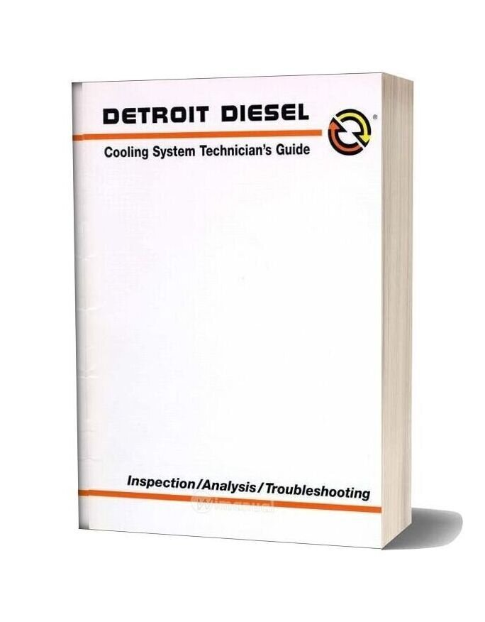 Detroit Diesel Cooling System Technicians Guide