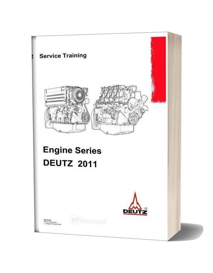 Deutz 2011 Service Training
