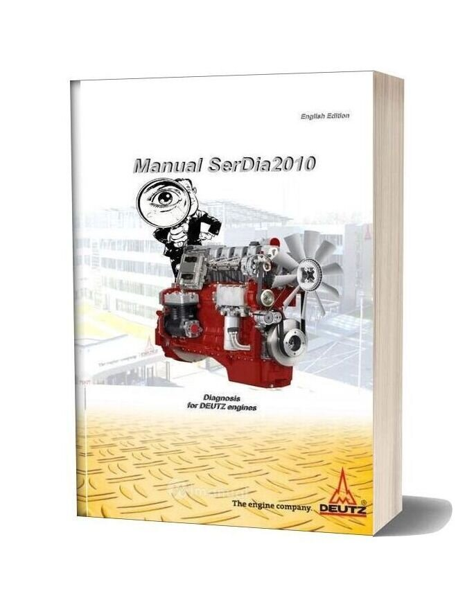 Deutz Diagnosis For Engines Manual Serdia 2010
