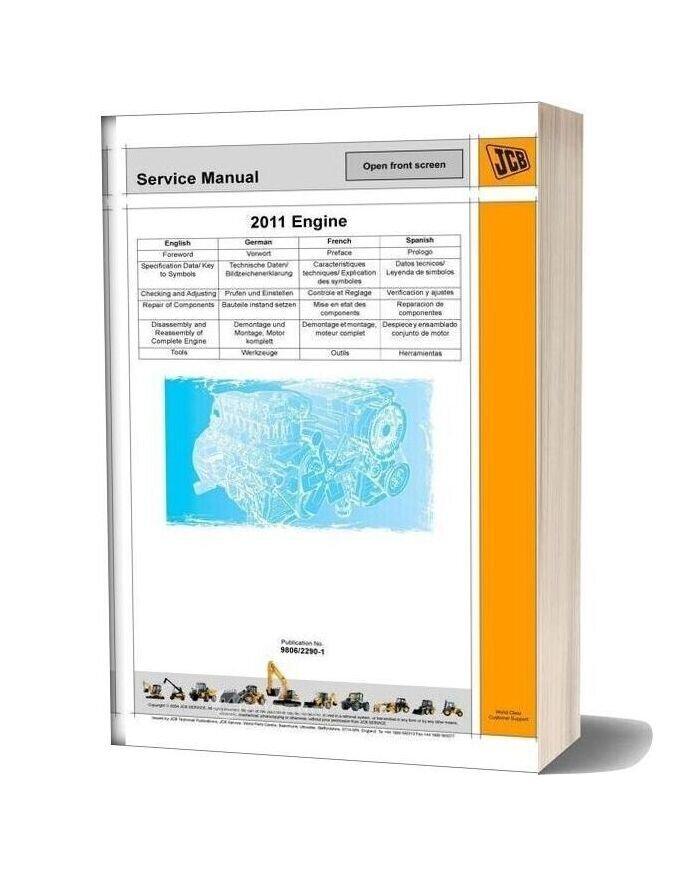 Deutz Engine 9806 2290 Silnik Deutz 2011 Workshop Manuals