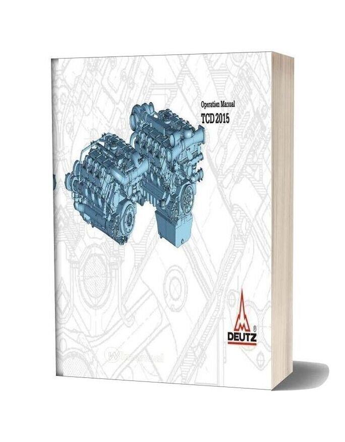 Deutz Tcd 2015 Operation Manual
