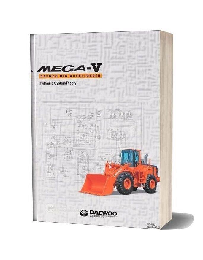 Doosan Basic Hydraulic Concept Training Mega V Teoria Hidraulica