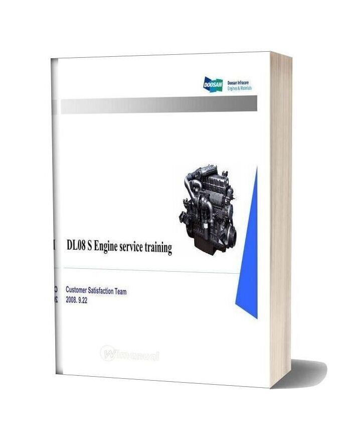 Doosan Dl08 S Engine Service Training