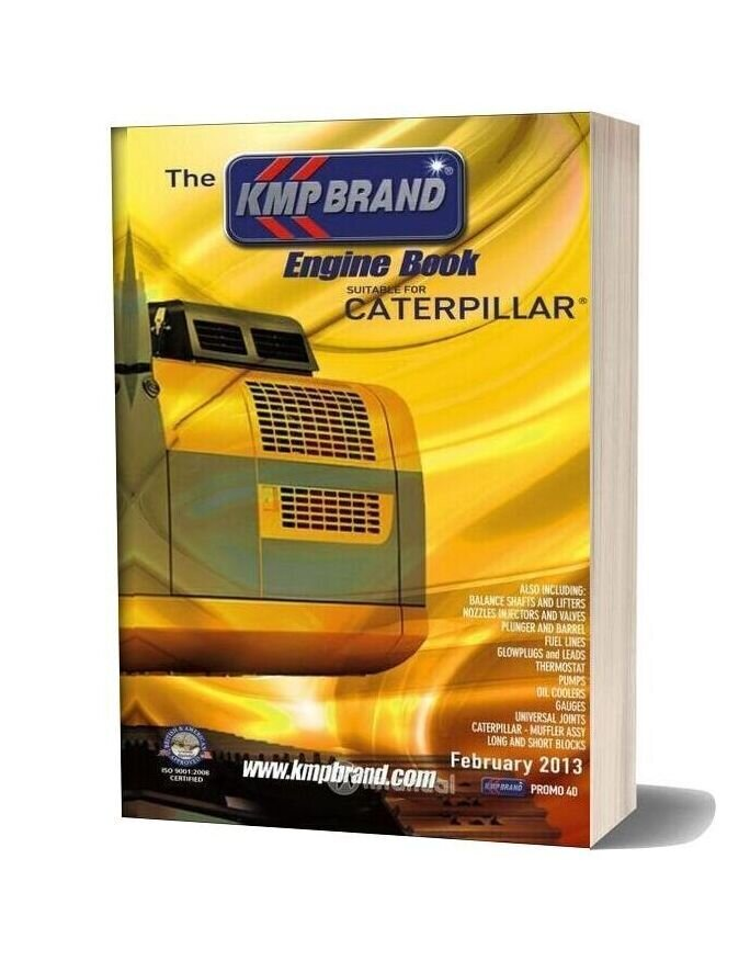 Engine Kmp Brand Engine Book Suitable For Cat 2013