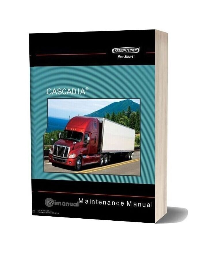 Freightliner Cascadia Maintenance Manual-20f17216