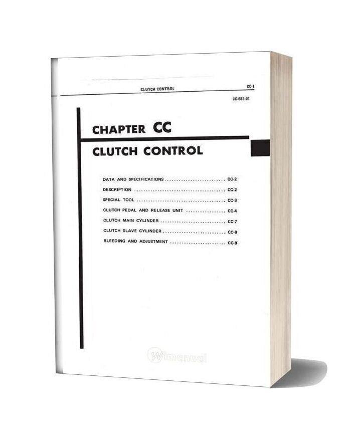Hino Clutch Workshop Manual