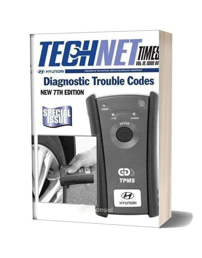 Hyundai Diagnostic Trouble Code