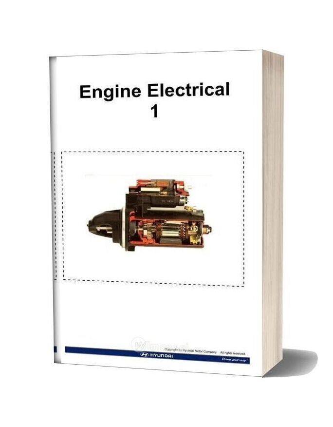 Hyundai Technical Training Step 1 Engine Electrical 1 2009