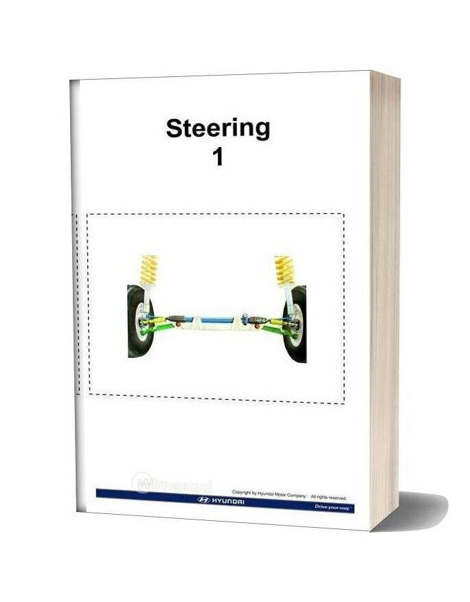 Hyundai Training Step 1 Steering System 1