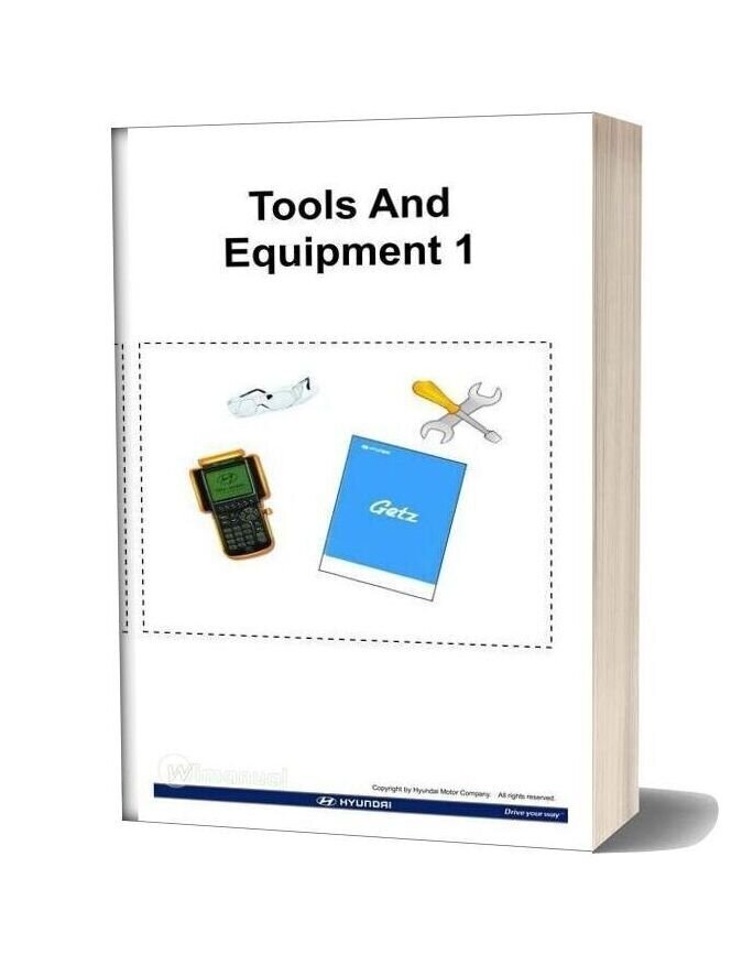 Hyundai Training Step 1 Tools And Equipment 1 2009