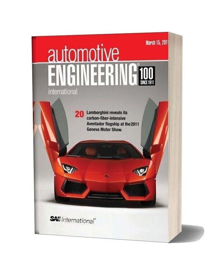 International Automotive Engineering 03 15 2011