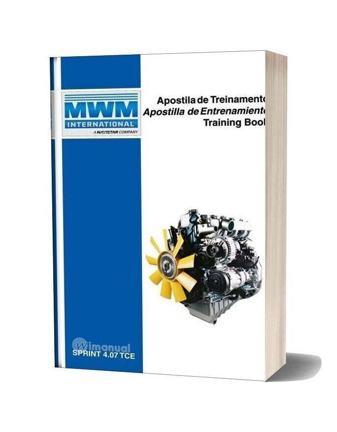 International Mwm Sprint 4 07 Tce Training Book