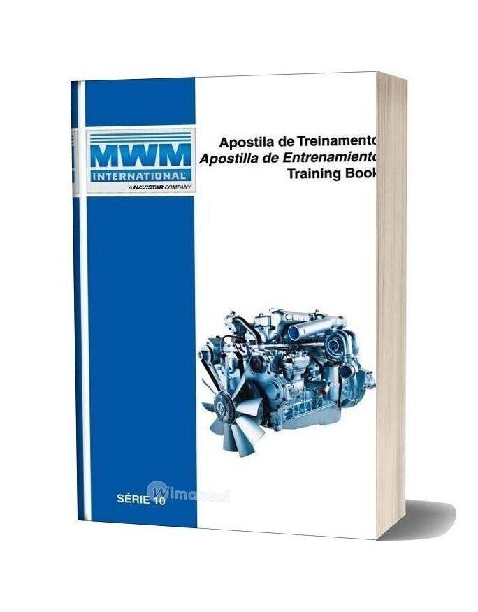 International Navistar Series 10 Training Book