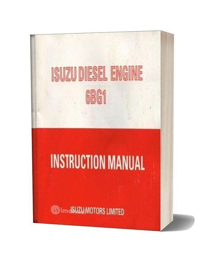 Isuzu Diesel Engine 6bg1