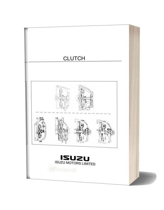 Isuzu Training Clutch