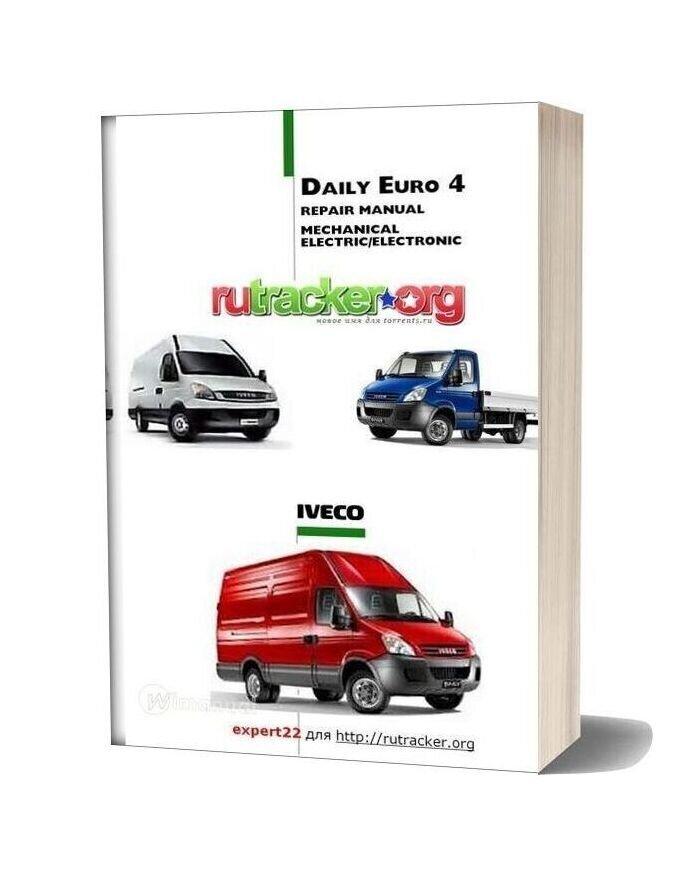 Iveco Daily Euro 4 Repair Manual