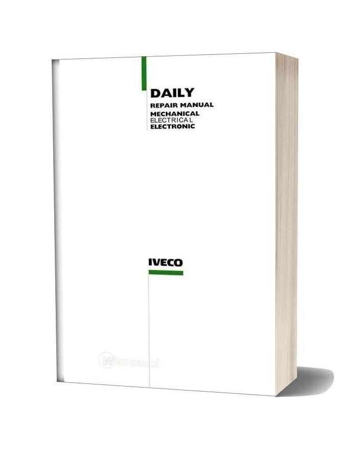 Iveco Daily Repair Manual